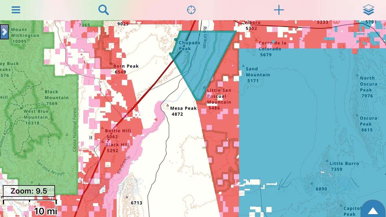 Updated Public Lands In Gaia GPS Gaia GPS - Michigan land ownership maps
