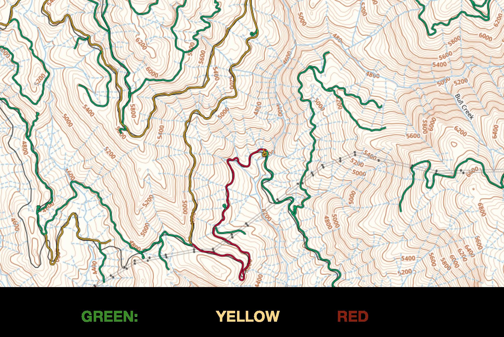 Motor Vehicle Use Maps